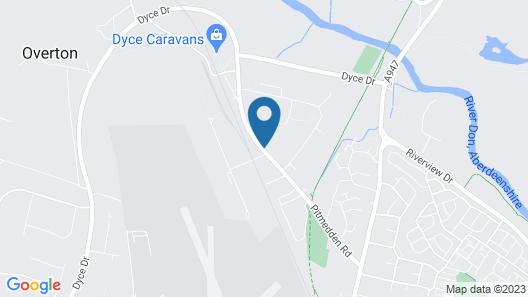 Pinehurst Lodge Hotel Map