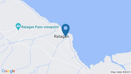 Ratagan Youth Hostel Map