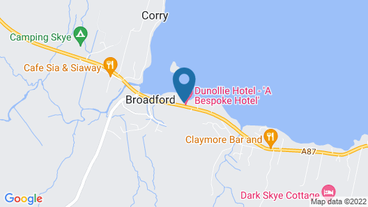 Atholl Guest House Map