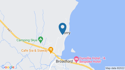 Broadford Youth Hostel Map