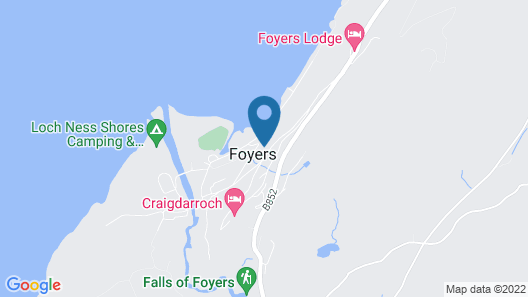 Foyers House Map