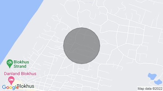 3 Bedroom Accommodation in Blokhus Map