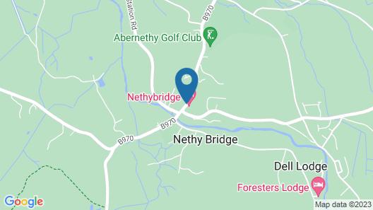 Nethybridge Hotel Map