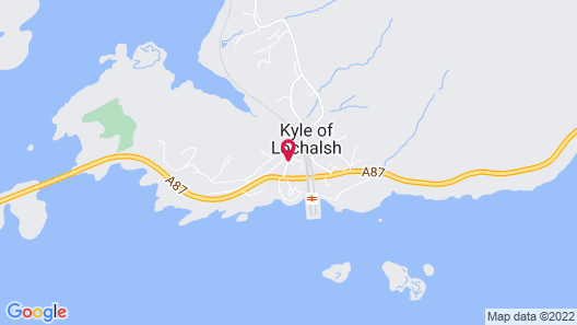 Kyle Hotel Map