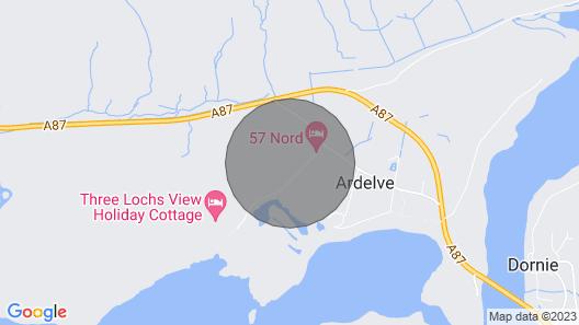Tigh Fasgaidh Map