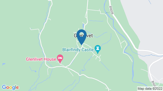 Hillview Lodge 14669 Map
