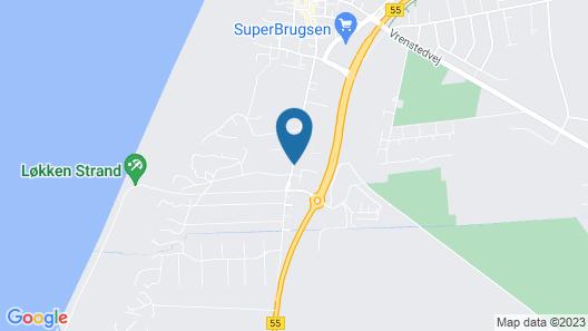 Kallehavegaard Badehotel Map