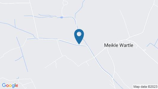 Wardhill Castle Map