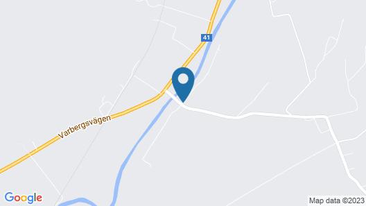 Brosäter Bed & Breakfast Map