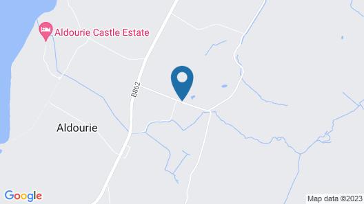 Darris Farmhouse Map