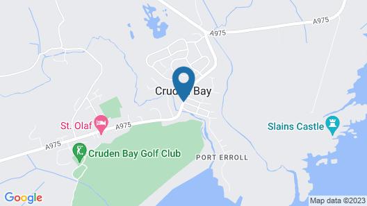 Kilmarnock Arms Hotel Map