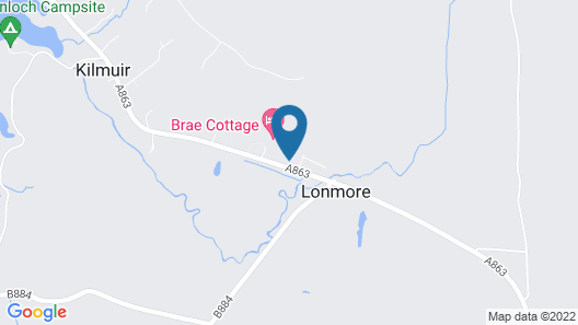 Kilmuir Park Map