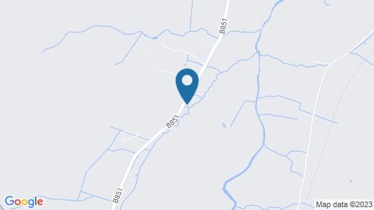 The Mews Apartment at Daviot Lodge Map