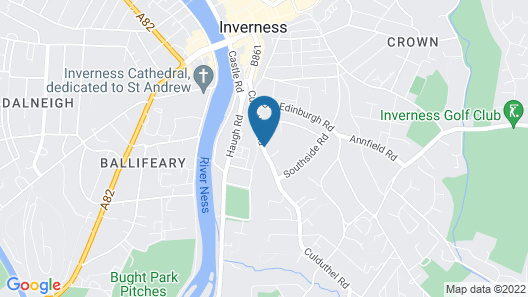 Rocpool Reserve Hotel & Restaurant Map