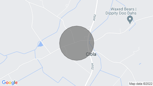 2 bedroom accommodation in Clola Map