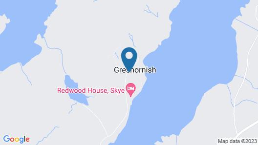 Greshornish House Hotel Map