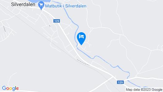 myBed&Breakfast & Guesthouse Lönneberga-Silverdalen Map