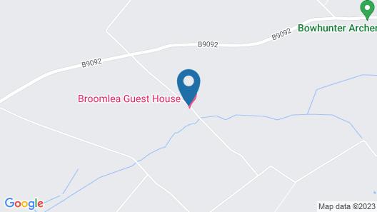 Broomlea Map