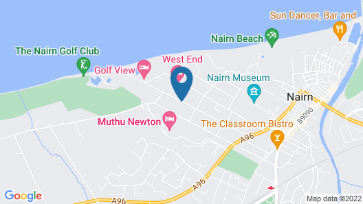 Clubhouse Hotel Map
