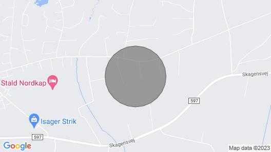 3 Bedroom Accommodation in Bindslev Map