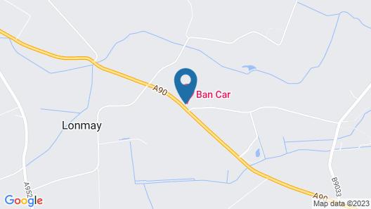 Ban Car Hotel Map