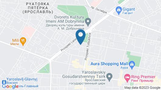 Apart-Comfort on Sverdlova 51 Map