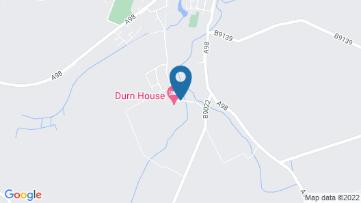 Durn House Map