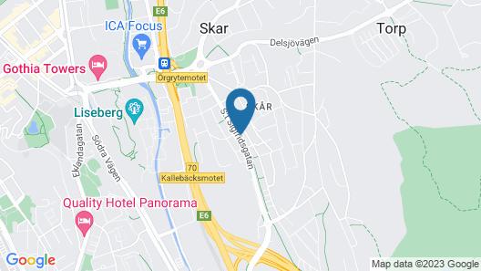WOW Apartments, Sankt Sigfridsgatan 64-66 Map