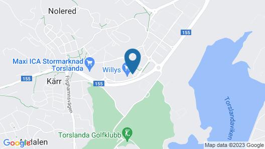 Hotel Torslanda Map
