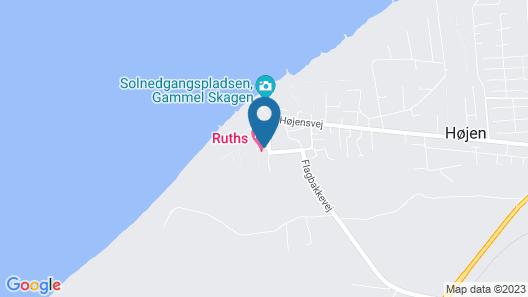 Ruths Hotel Map