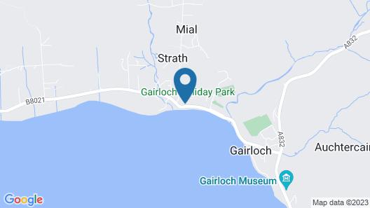 The Millcroft Hotel Map