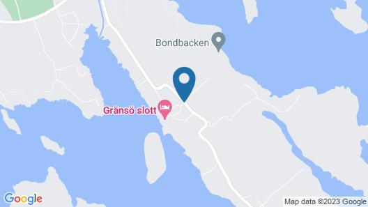 Gränsö Slott Hotel & Spa Map