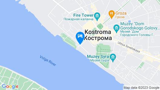 Moskovskaya Zastava Map