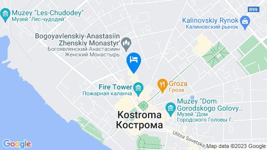 Ya - Hotel Map