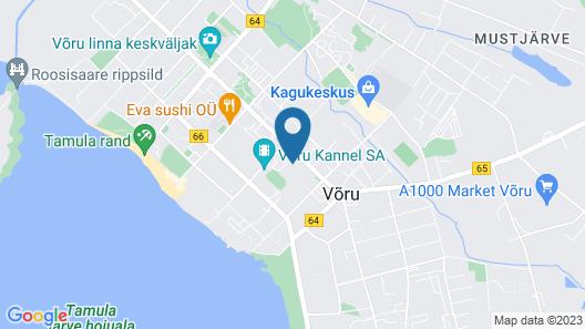 Georgi Hotel Map