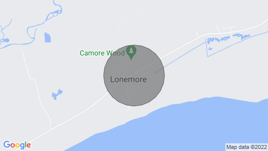 Achnacarry Cottage Map