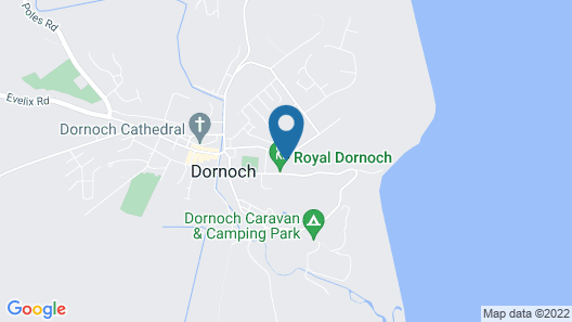 Royal Golf Hotel Map
