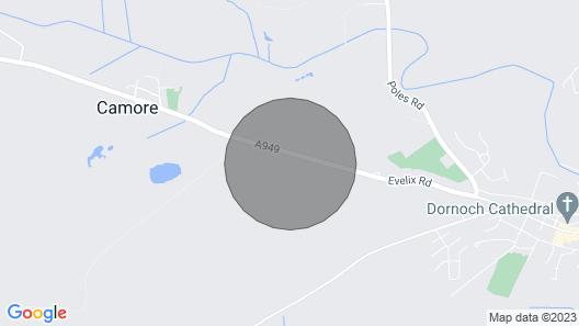 Drumdivan House Map
