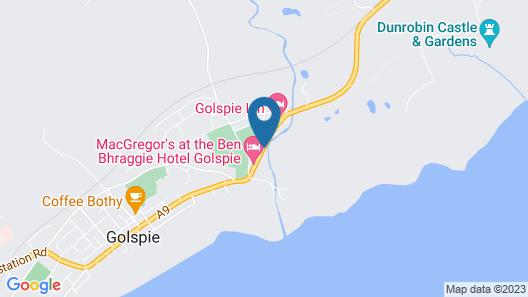 Golspie Inn Map