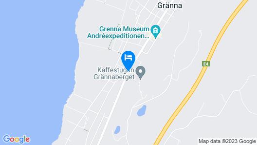 Hotel Amalias Hus Map