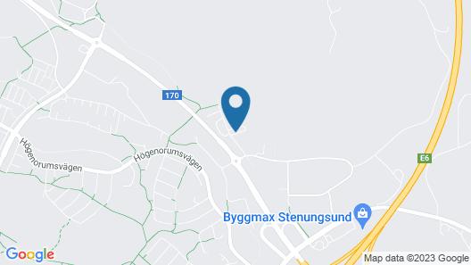 Hotell Munkeröd Map