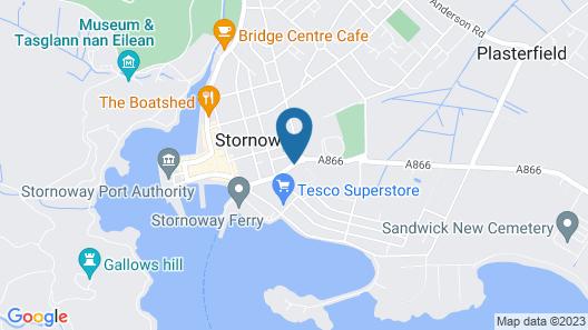 Caladh Inn Map