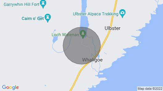 3 bedroom accommodation in Ulbster, near Wick Map