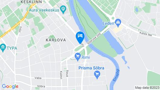 Hansa Map