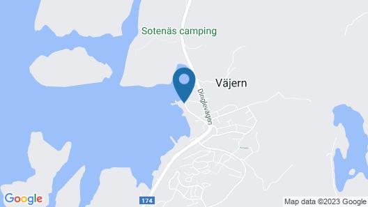2 Bedroom Accommodation in Väjern Map