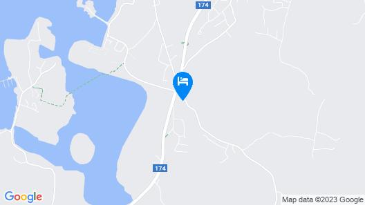 Hunnebostrands Vandrarhem Gammelgården Map