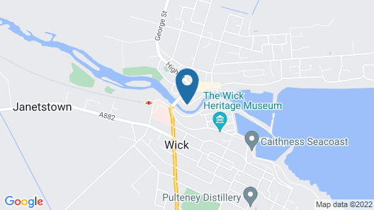 Riverside Apartments Map