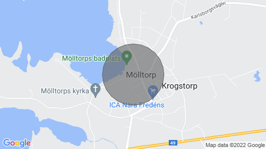 Vacation Home Mölltorp in Mölltorp - 6 Persons, 3 Bedrooms Map