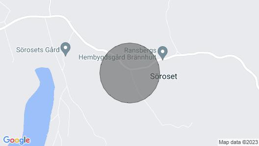 Vacation Home Söroset Justusa in Fagersanna - 4 Persons, 2 Bedrooms Map