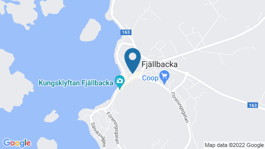 Villa Evalotta Logi i Fjällbacka Map